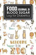 Food Journal And Blood Sugar Log For Diabetics