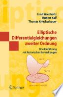 Elliptische Differentialgleichungen zweiter Ordnung