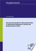 Geschlechterspezifische Warenpr  sentation im M  nnerkosmetikbereich anhand des Beispiels Nivea for Men