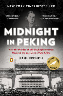 Midnight in Peking Fact Crime And The Cwa Non Fiction Dagger