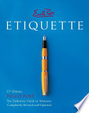Emily Post s Etiquette 17th Edition
