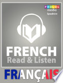 French phrase book   Read & Listen   Fully audio narrated (51003)