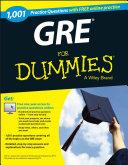 1 001 GRE Practice Questions For Dummies    Free Online Practice