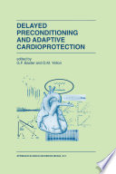 Delayed Preconditioning And Adaptive Cardioprotection book