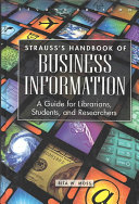 Strauss s Handbook of Business Information