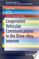Cooperative Vehicular Communications in the Drive thru Internet