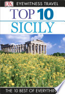 DK Eyewitness Top 10 Travel Guide  Sicily