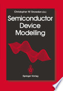 Semiconductor Device Modelling