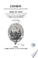 Le cosmos revue encyclopedique hebdomadaire des progres des sciences et de leurs applications aux arts et a l industrie