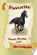 Favorite Poet S Poems 2014