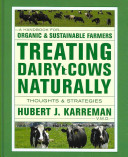 Treating Dairy Cows Naturally
