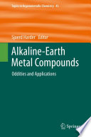 Alkaline Earth Metal Compounds