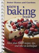 New Baking Book Book PDF