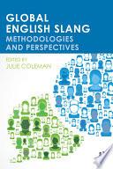 Global English Slang book