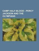 Camp Half Blood   Percy Jackson and the Olympians
