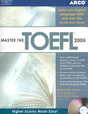 Master the TOEFL CBT 2005