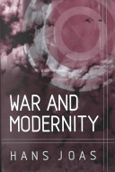 War and Modernity
