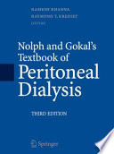 Nolph And Gokal S Textbook Of Peritoneal Dialysis