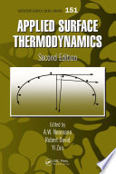 Applied Surface Thermodynamics Second Edition book