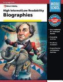 Hi Int/Low Read Biographies