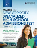 Master the New York City High School Admissions Tests