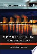 An Introduction To Nuclear Waste Immobilisation book