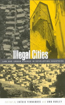 Illegal Cities