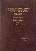 An Introduction to Trusts and Estates