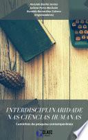 Interdisciplinaridade nas Ciências Humanas