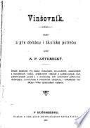 Vinšovník