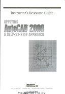 Applying AutoCAD 2000