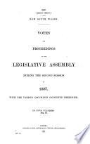 Votes Proceedings book