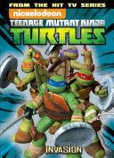Teenage Mutant Ninja Turtles Animated Volume 7  The Invasion