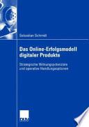 Das Online-Erfolgsmodell digitaler Produkte