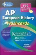 AP European History Flashcards