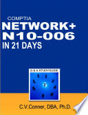 Comptia Network In 21 Days N10 006 Study Guide