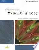 New Perspectives on Microsoft Office PowerPoint 2007  Brief