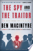 Book The Spy and the Traitor