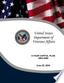 5year capital plan, 20042009