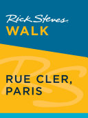 Rick Steves Walk  Rue Cler  Paris