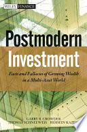 Post Modern Investment