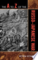 The A to Z of the Russo Japanese War