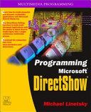 Programming Microsoft Directshow