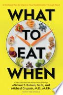 What to Eat When Book PDF