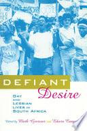 Defiant Desire