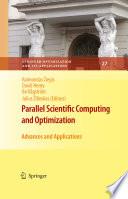 Parallel Scientific Computing And Optimization book