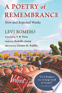 A Poetry of Remembrance Book PDF