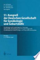 51. Kongreß der Deutschen Gesellschaft für Gynäkologie und Geburtshilfe