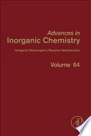 Inorganic bioinorganic Reaction Mechanisms