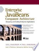 Enterprise JavaBeans Component Architecture